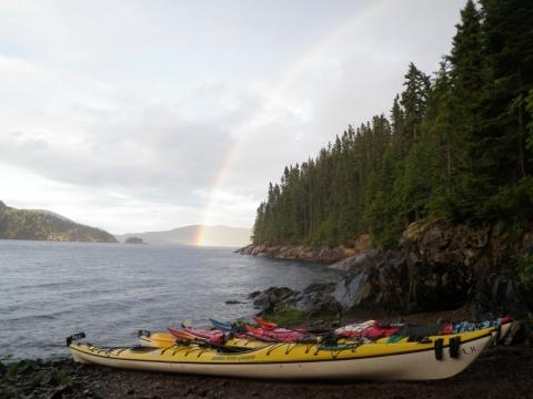 Les beautés du Fjord-du-Saguenay