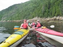 Envie d'une sortie entre amis en kayak de mer ?