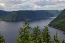L'immense Fjord-du-Saguenay