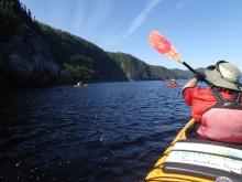 Le Fjord du Saguenay en kayak de mer